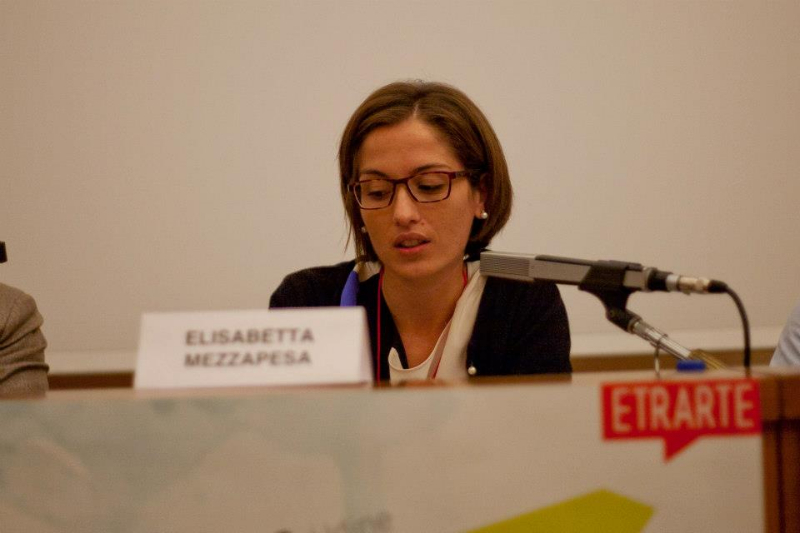 Prima Sessione: produrre cultura, dalla teoria ai fatti. Istantanee da un settore chiave nella ripresa economica nazionale - Elisabetta Mezzapesa.