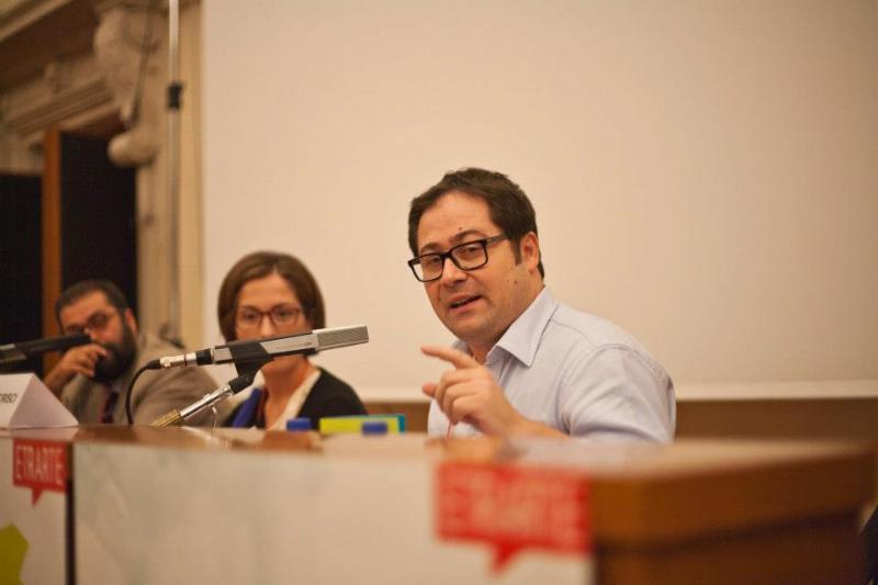 Prima Sessione: produrre cultura, dalla teoria ai fatti. Istantanee da un settore chiave nella ripresa economica nazionale - Francesco Crisci.