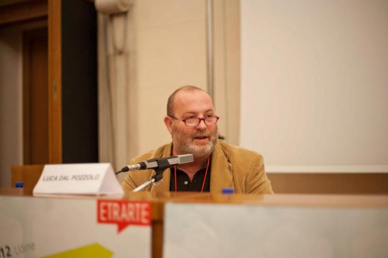 Seconda sessione: prospettive per una nuova politica culturale italiana sul territorio - Luca Dal Pozzolo.