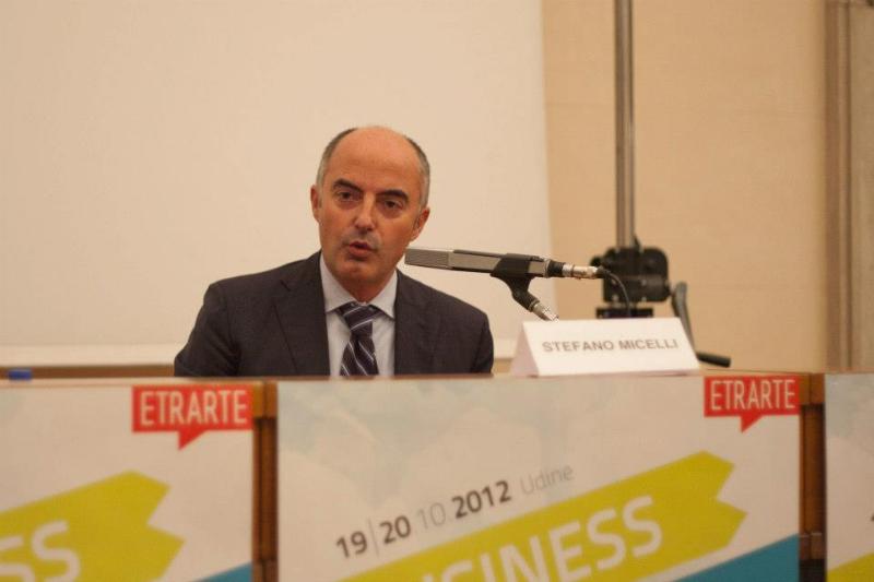 Seconda sessione: prospettive per una nuova politica culturale italiana sul territorio - Stefano Micelli.