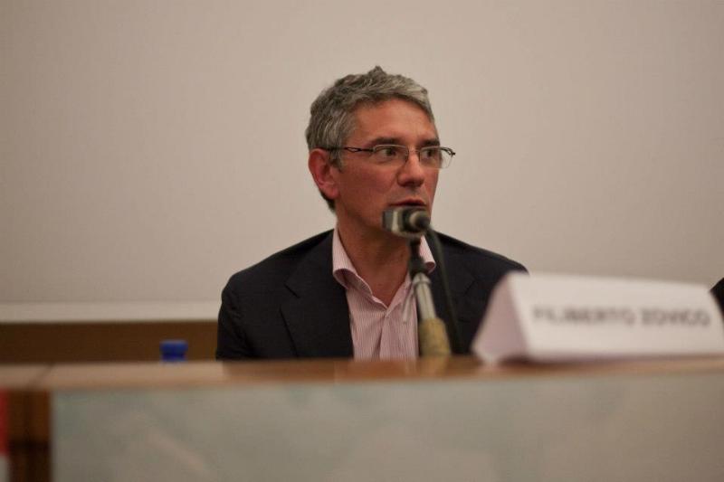 Terza sessione: Impresa-cultura Italia, strumenti di crescita competitiva e sistemica - Filiberto Zovico.
