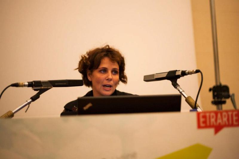 Terza sessione: Impresa-cultura Italia, strumenti di crescita competitiva e sistemica - Giorgia Turchetti.
