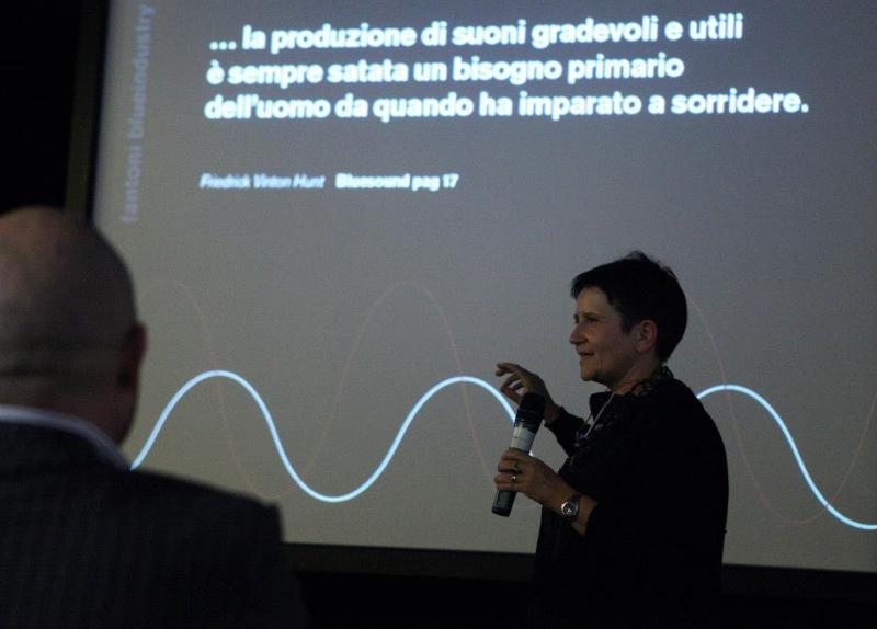ACCENTO - connessioni creative @bookshop Visionario Copyright: ph.Luigi Zilli / OFF — presso Visionario.