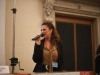 La nostra mitica Gloria Deganutti introduce i casi di studio nell\'ultima sessione di Business Meets Art.